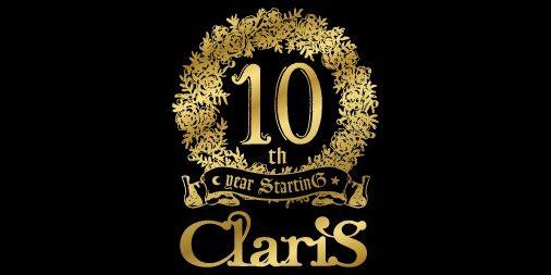 来たる10月20日は #ClariS デビュー10周年です🥳👏🎉これから10周年に向けて、皆さんにまた新たなClariSをお届けしたいと思います💓ClariSのお話をする際には#ClariS10周年是非使ってくださいね😌🎀目指せトレンド入り🌈