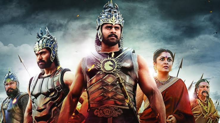 #OnThisDay in 2015 blockbuster film #BaahubaliTheBeginning released in theaters. That was the most expensive of that time. #BaahubaliTheBeginning created history in the box office collection and became an all-time blockbuster. Have you seen this ? https://t.co/hjK5rG1MBR