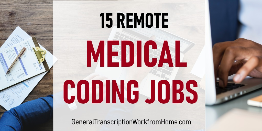15 Remote Medical Coding Jobs. Find Out Which Companies are Hiring Medical Coders. #medicalcoding #medicalbilling #medical #careers #jobs #workfromhome #wahm  https://t.co/kUWKTszRjg https://t.co/oAdfJRgI0G