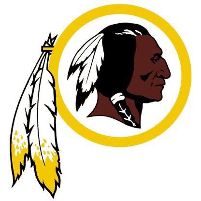 El logo del Indio nativo americano es, me atrevería a decir, el más bonito de la NFL, si bien el nombre les podrá resultar ofensivo al hacer referencia al color de piel, la imagen no es en absoluto ofensiva y también la vamos a perder, q tristeza. https://t.co/v4voa9sEEV