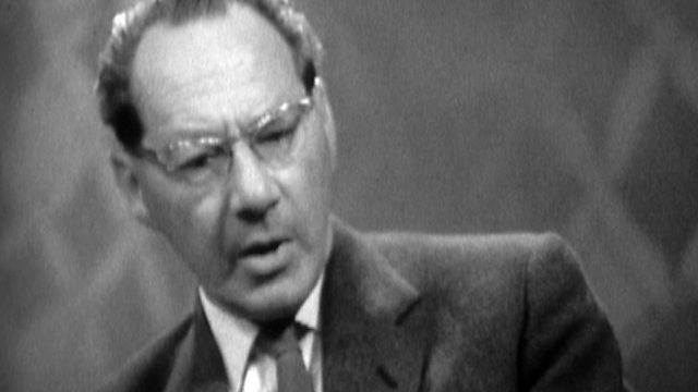 """""""It must be, I thought, one of the race's most persistent and comforting hallucinations to trust that """"it can't happen here"""" -- that one's own time and place is beyond cataclysm."""" English #scifi writer #JohnWyndham, author of """"The Day of the Triffids"""", was born #onthisday  1903. https://t.co/hASyvZyKjk"""