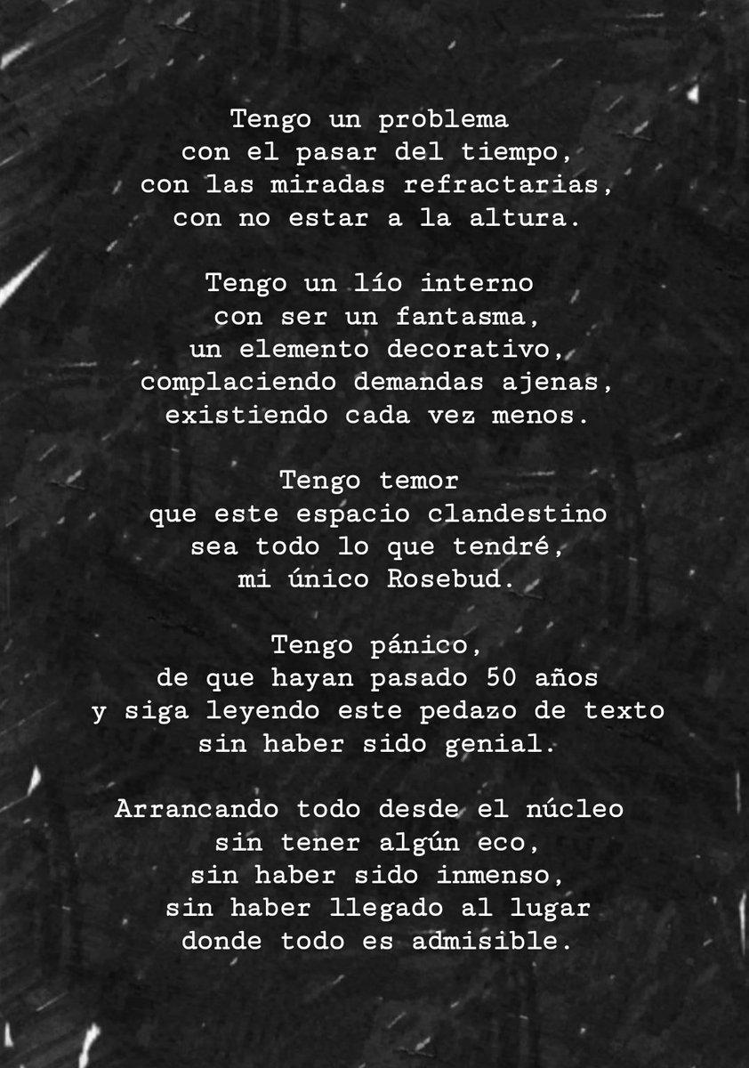 Admisible  #lastpoeticshit #poemas #poesia #amor #frases #o #a #versos #poesias #frasesdeamor #poema #escritos #ol #love #literatura #textos #poetry #poeta #letras #libros #poetas #poemasdeamor #pensamientos #vida #arte #accionpoetica #escritores #lima https://t.co/B5iWcVTP4z