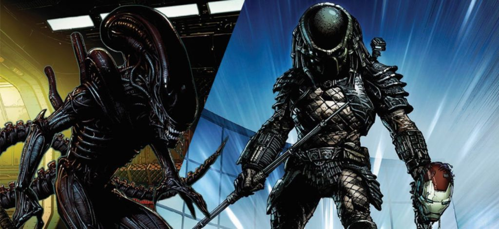 Las franquicias de cómics de #Alien y #Depredador ya pertenecen a #Marvel https://t.co/d8uQwEUTtF