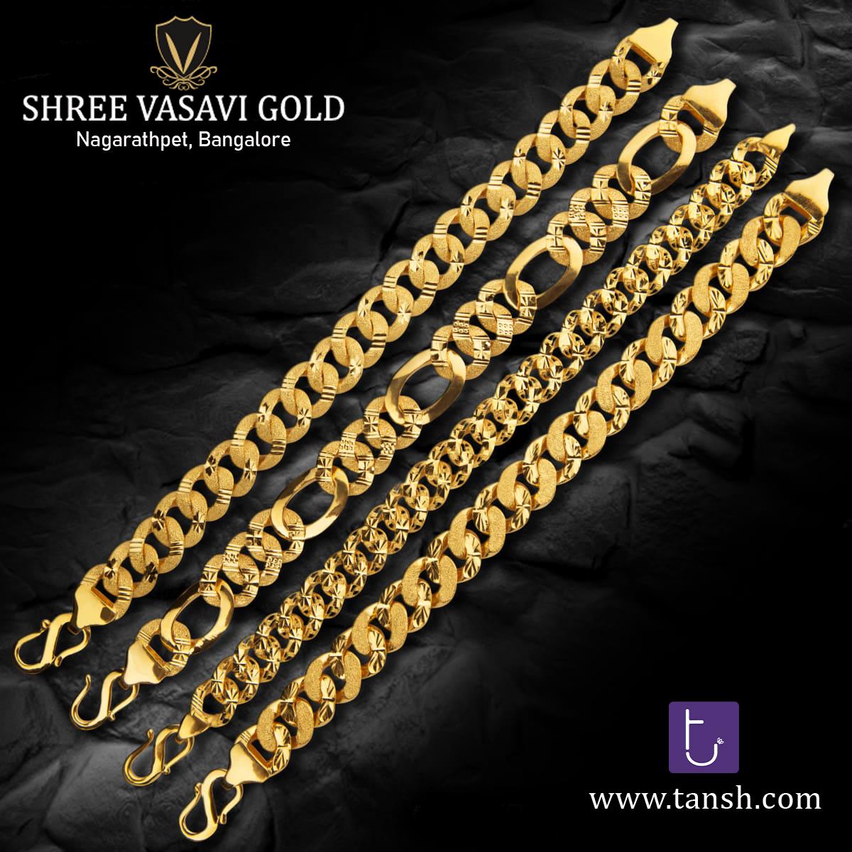 Don't miss the uniqueness of gold and experience it by yourself... #braceletsoftheday #instabracelet #braceletswag #fashionista #necklace #accessories #bracelet #braceletstacks #earringstagram #earringlove #earringswag #trendy #bracelets #instabraceletshttps://www.tansh.com/jewellery/gold/bracelets.html…pic.twitter.com/w1OQFM3u1j