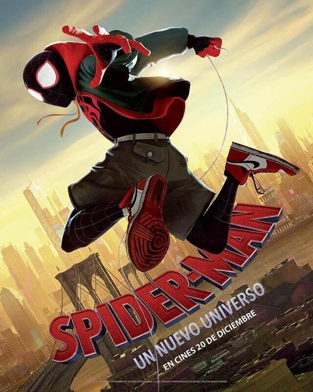 En Él Cine De Casa A Punto De Ver Spider-Man Un Nuevo Universo. Amo las películas de #Marvel.😍😍😍😍😍😍😍😍😍😍😍 https://t.co/jMzm0oLaTD