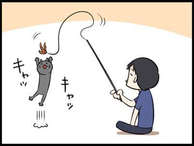 「兄猫が寝ている隙に……騒ぐニャ!」   普段おとなしい妹猫のギャップを描いた漫画が面白い https://t.co/19TsoeXiZF @itm_nlabzoo https://t.co/JmtZQaS5RX