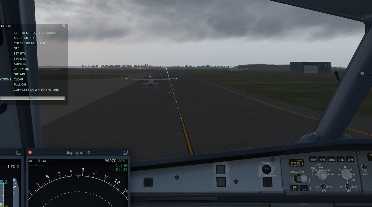 shout out to this AI in a cessna taxiing at like 5kt to fly out of charles-de-gaulle 27L https://t.co/JJkQnLMRmn
