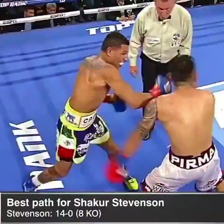 .@MarkKriegel believes Miguel Berchelt is the perfect test for @ShakurStevenson at junior lightweight. https://t.co/qlPCo1RYOW