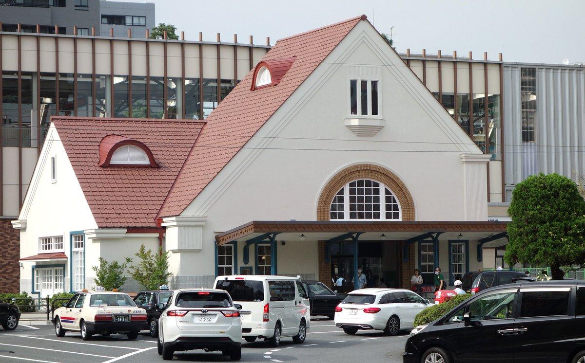 帰ってきた「赤い三角屋根」 復元された旧国立駅舎が観覧が再開 https://t.co/3WVbPlcvQ1