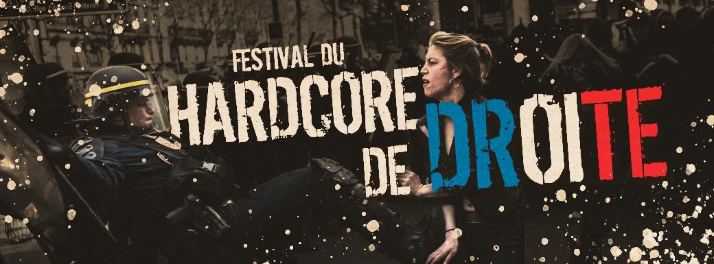 Prêts ou pas, voici le programme annoncé pour le Festival du Hardcore de Droite : Meshuggah, Weezer, Ministry et Machine Head (version d'avant 2015). Il va y avoir du remous dans le pit ! #festival #lineuppic.twitter.com/YXANG4ruFW