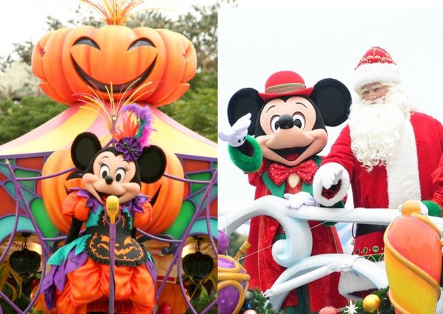 1000RT:【発表】東京ディズニーリゾート、来年3月下旬までのイベント・プログラムを中止ハロウィーン・クリスマス・正月のイベントをはじめ、ダッフィー&フレンズの新規プログラムなどが対象。