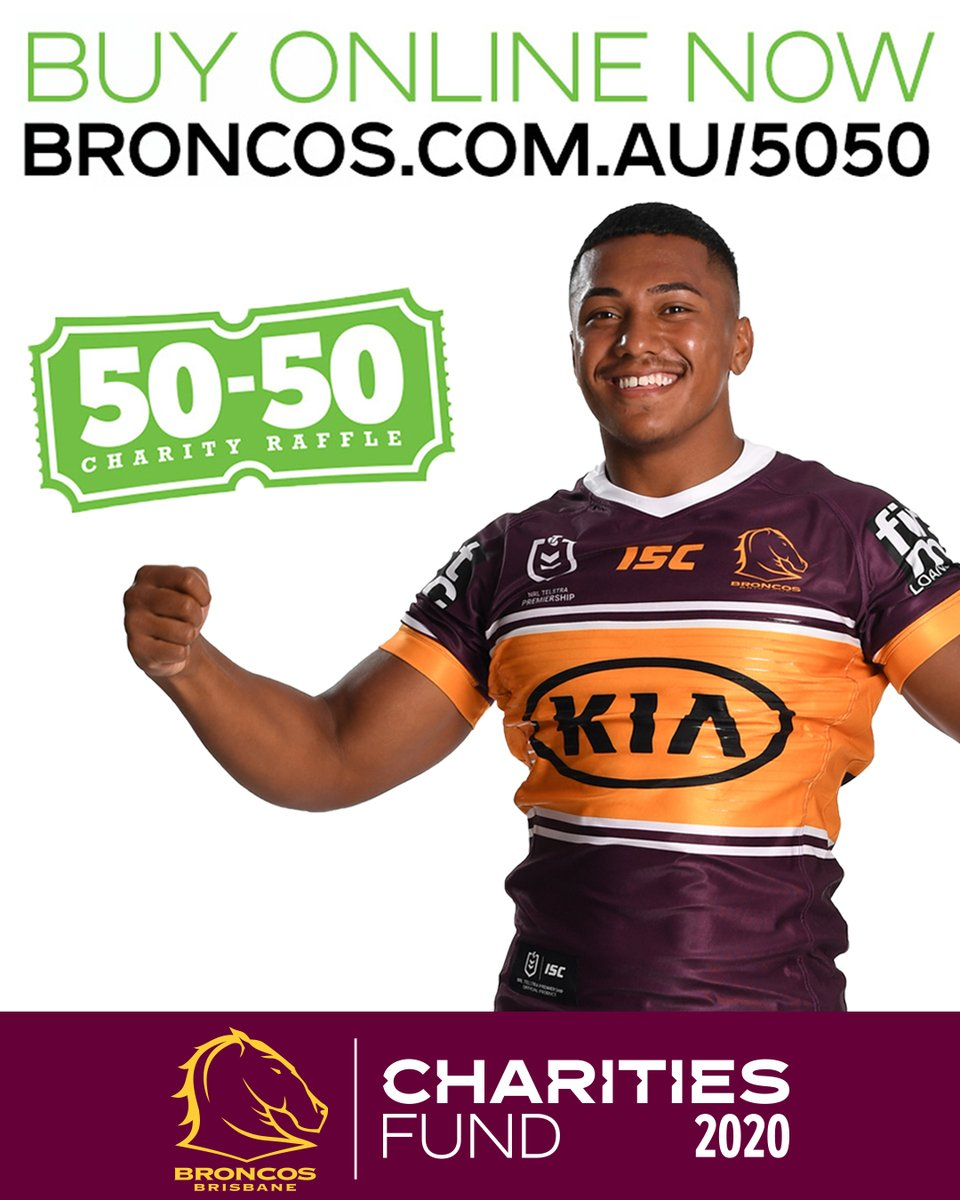 Want to win cash and support Queenslanders doing it tough? Head to https://t.co/arEZe6FVMu and purchase your ticket to go into the draw to win half of the total funds raised! https://t.co/lCWuOdykUj