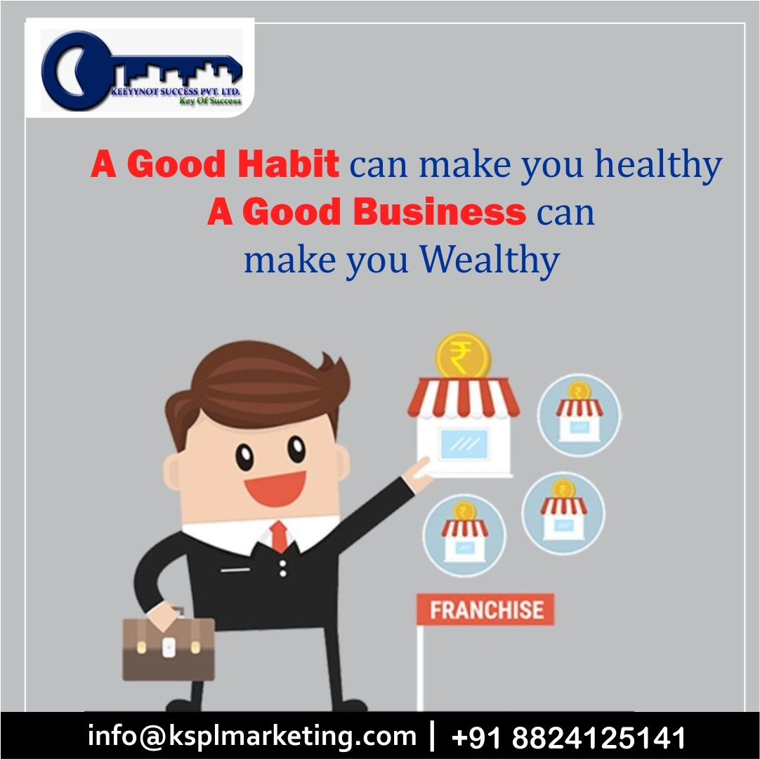 A good habit can make you healthy A good business can make you wealthy Call- +91 8824125141 info@ksplmarketing.com #networkmarketing #business #marketing #networking #ayurveda #ayurvedaeveryday #healthylifestyle #natural #vegan #organic #medicine #naturepic.twitter.com/ecEmb4TBxO