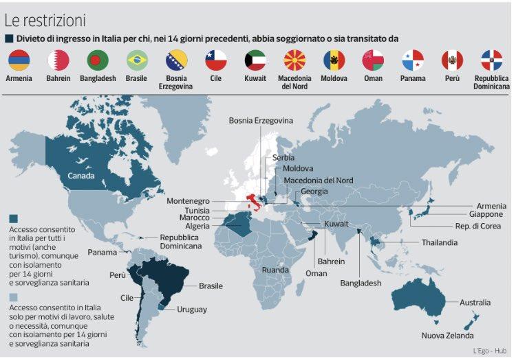 13 Paesi