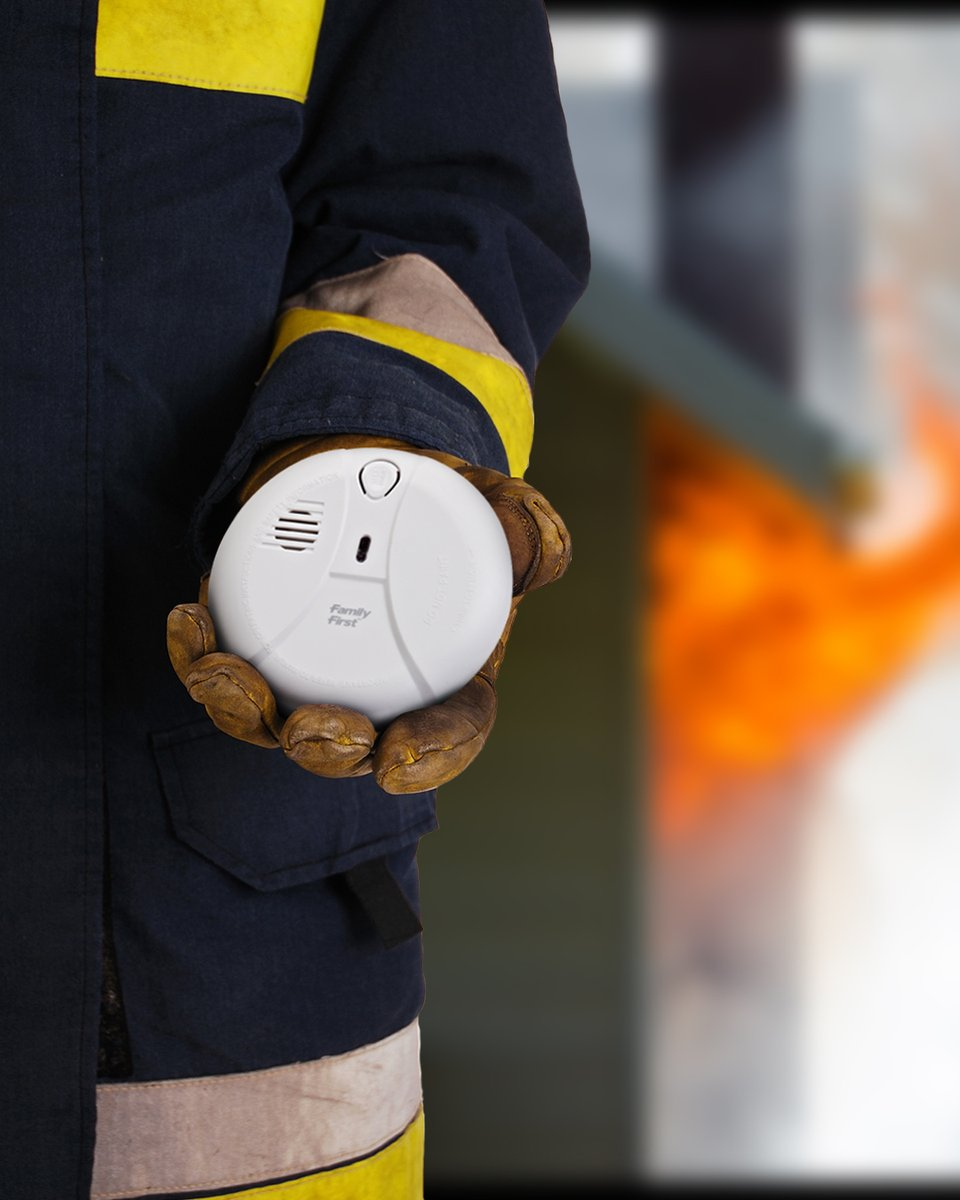 Winter is the most dangerous season of the year for fires because of heating equipment. @FamilyFirstAUS brand smoke alarms give you the critical early warning you'll need should a house fire start, which in turn will give you the extra time you'll need to be able to escape.