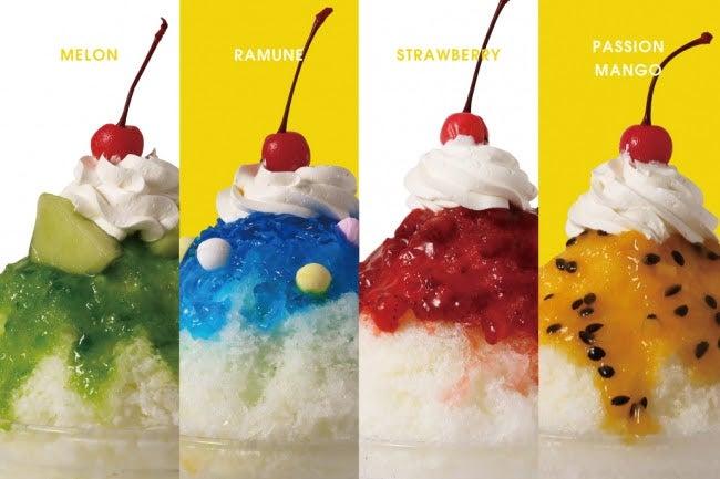 「サナギ新宿」に夏だけのかき氷&チョコミントスイーツ登場😋🍧💜🌻#スイーツ #グルメ▼写真・記事詳細はこちら