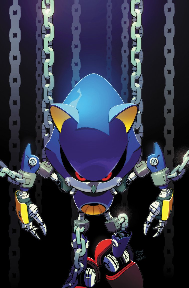 evan Stanley gives so much justice to metal sonic when she draws him.. im. blown away