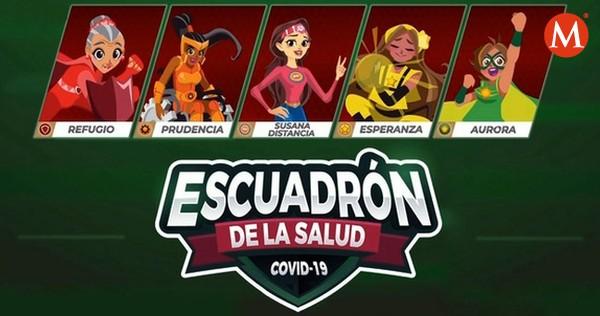 Mujeres empoderadas y heroínas inclusivas, ellas son 'El Escuadrón de la Salud', ésta es su historia👊👏❤  Un trabajo de Víctor Méndez (@Vikots) https://t.co/tgQLaCibMB https://t.co/y6MZFtUkAH