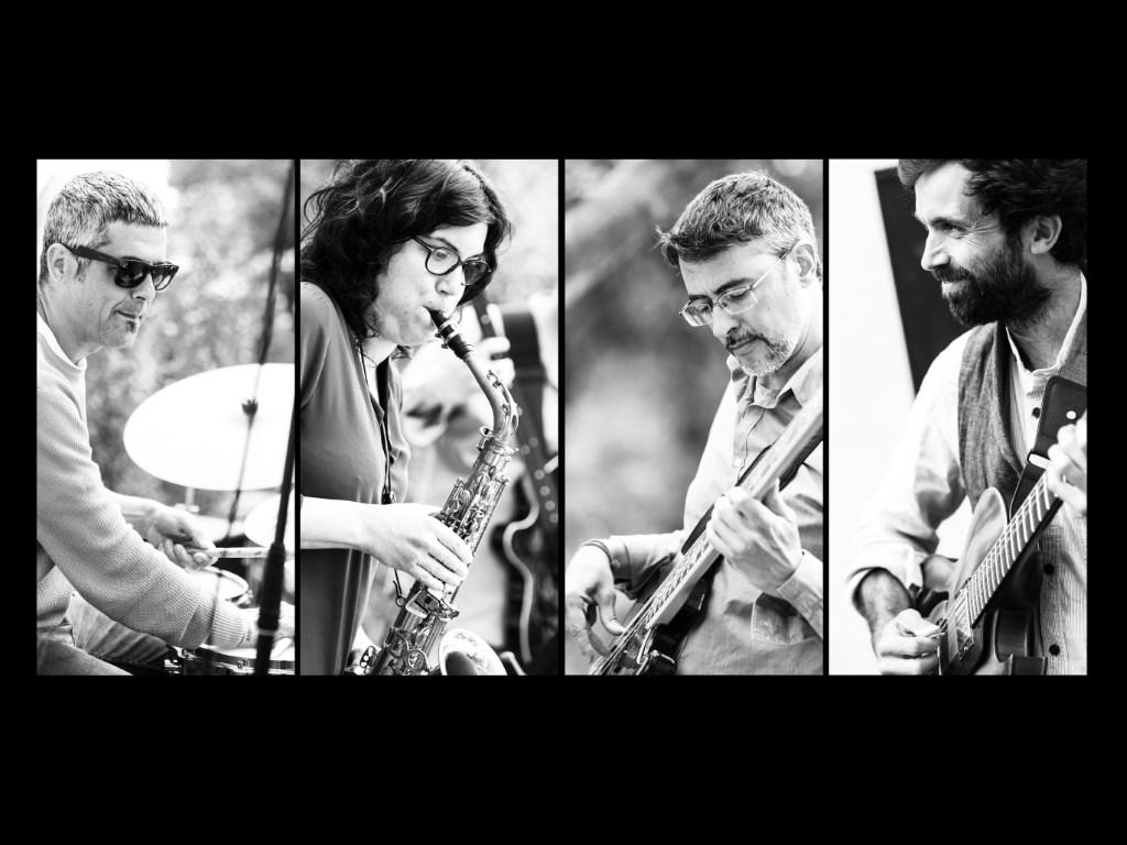 🎷El Marina Vallet Quartet inaugura demà, 11 de juliol, els VESPRES DE JAZZ del #SantCugatAescena 🤍  ⏰22h 📍Claustre Monestir  🎟️Entrades👉https://t.co/TN1NOYfmiT  📺En directe pel canal YouTube de l'Ajuntament i @cugatmedia   @EstherMadrona