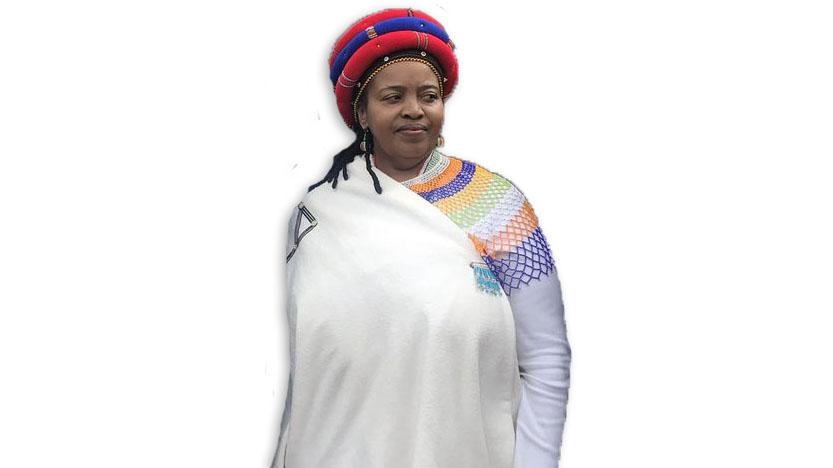 #TheRoyalPlayGround #Covid19Updates | The National House of Traditional Leaders about the passing of amaRharhabe, Queen Noloyiso Sandile with Nkosikazi Nobhongo Ngonyana, Member of the National House of Traditional Leaders.  @DavidMashabela  @Lesedycee https://t.co/Sg26uUzZWs