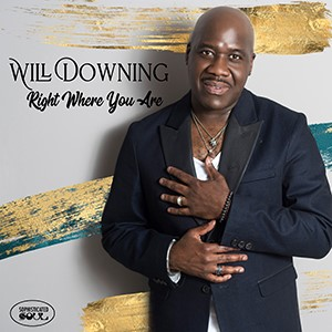 New Music: Right Where You Are by Will Downing conta.cc/3gKOlB6