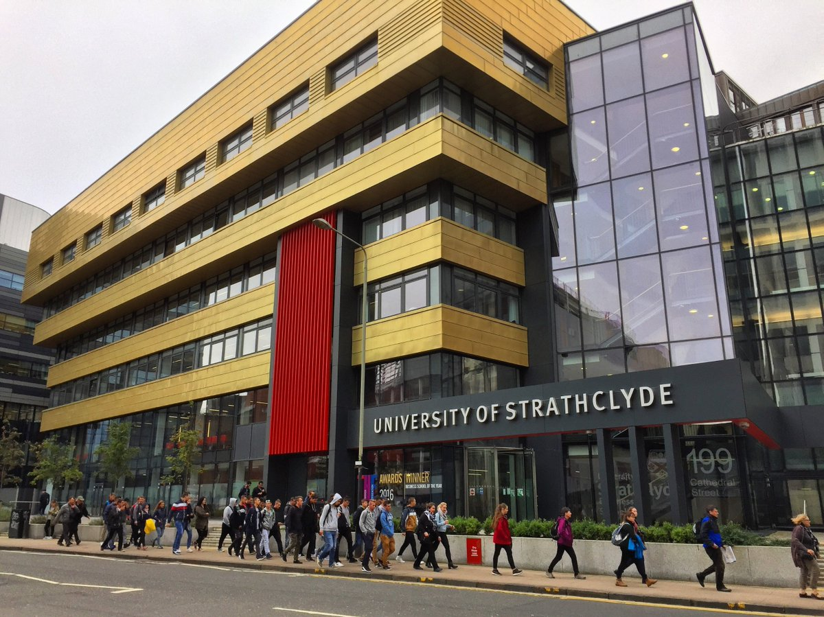 """Maggie says: """"The University of Strathclyde Business School and the Hunter Centre is a pioneering, internationally renowned academic organisation and I am delighted to be joining the exceptional team there as a Visiting Professor""""  Read more on our blog 👉 https://t.co/JmFQEJPiuq https://t.co/475Npw1dMA"""