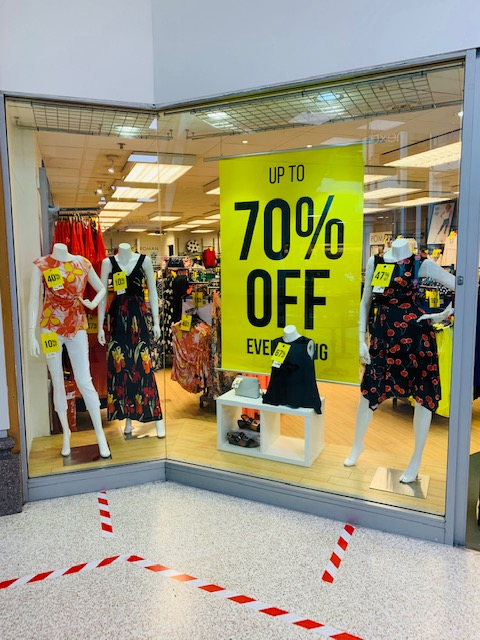 🌟 Up to 70% off everything at Roman Originals 🌟  Why not pop in today and update your Summer wardrobe for less?! 🛍  #FashionForHer #SummerFashion #FashionFix #OnTrend #SummerWardrobe