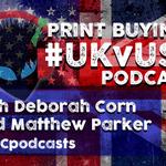 Image for the Tweet beginning: Print Buying #UKvUSA episode 5: