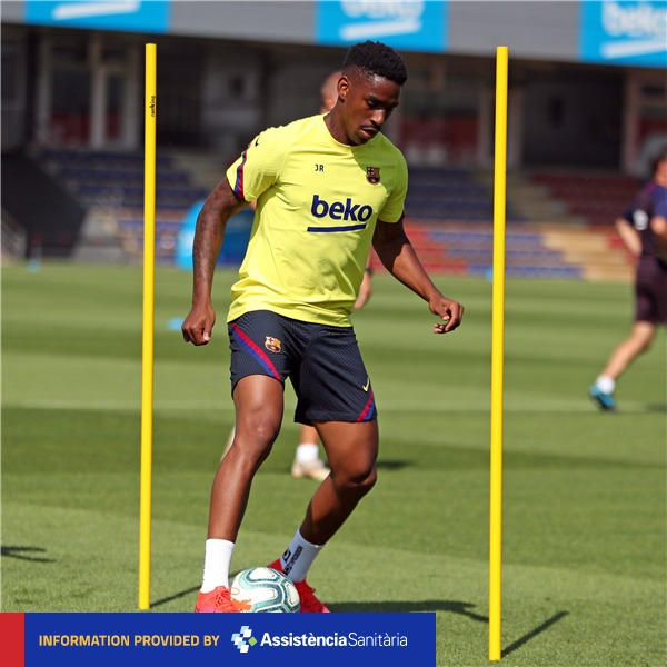 LATEST NEWS | @JuniorFirpo03 gets the all-clear; @arthurhromelo is out for #ValladolidBarça https://t.co/R2F3IuXs2k
