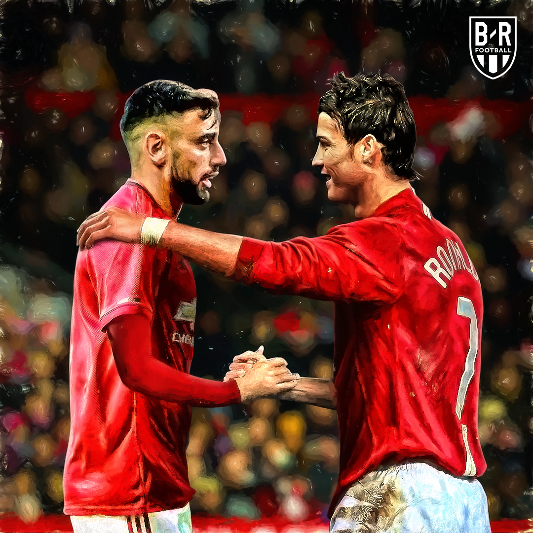 Bruno Fernandes is the first Manchester United player since Cristiano Ronaldo to win back-to-back Player of the Month awards in the Premier League ✨ https://t.co/QiQh3bWJp8