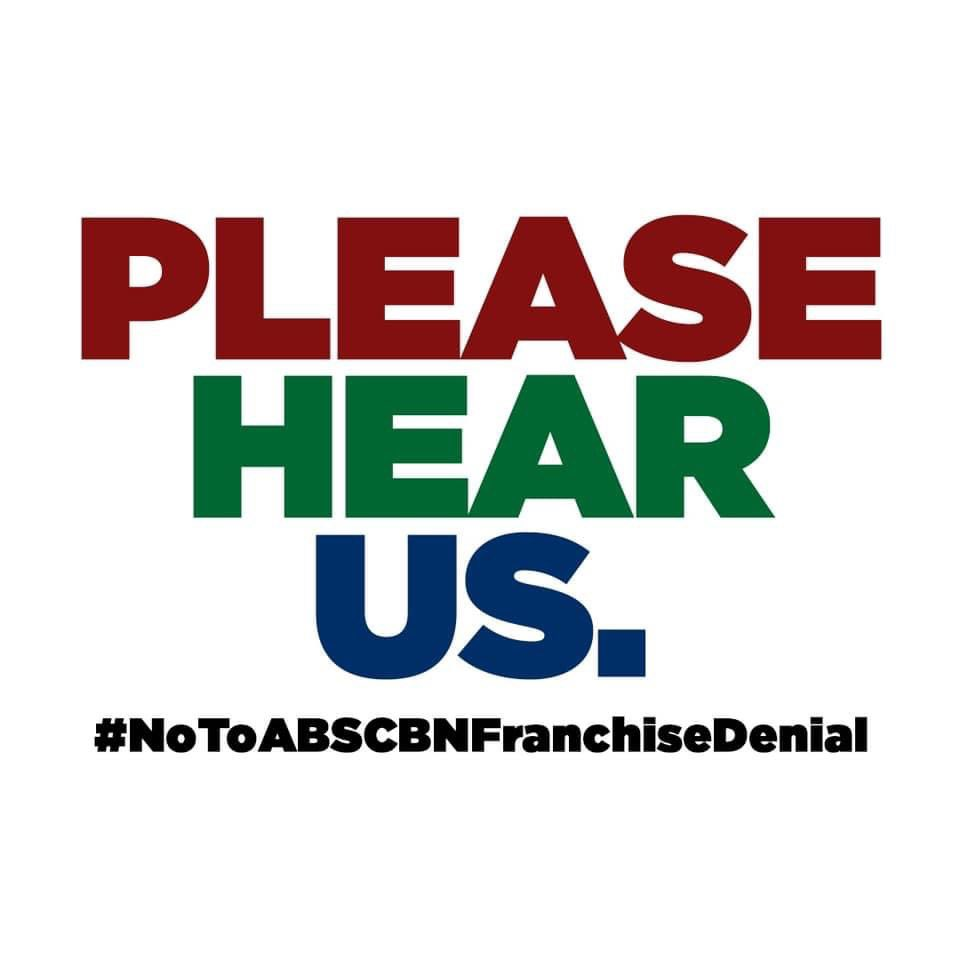 @imdanielpadilla's photo on #NoToABSCBNFranchiseDenial