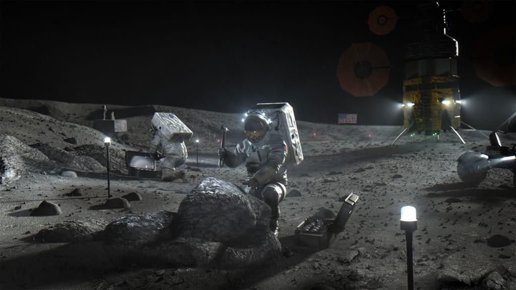 日本も参加している「アルテミス計画」で日本人初の月面着陸が実現されます日本人初の月面着陸を文科省とNASAが計画中 「リアル宇宙兄弟!」「第一声はイエーイで!」など期待が高まる #ねとらぼ調査隊