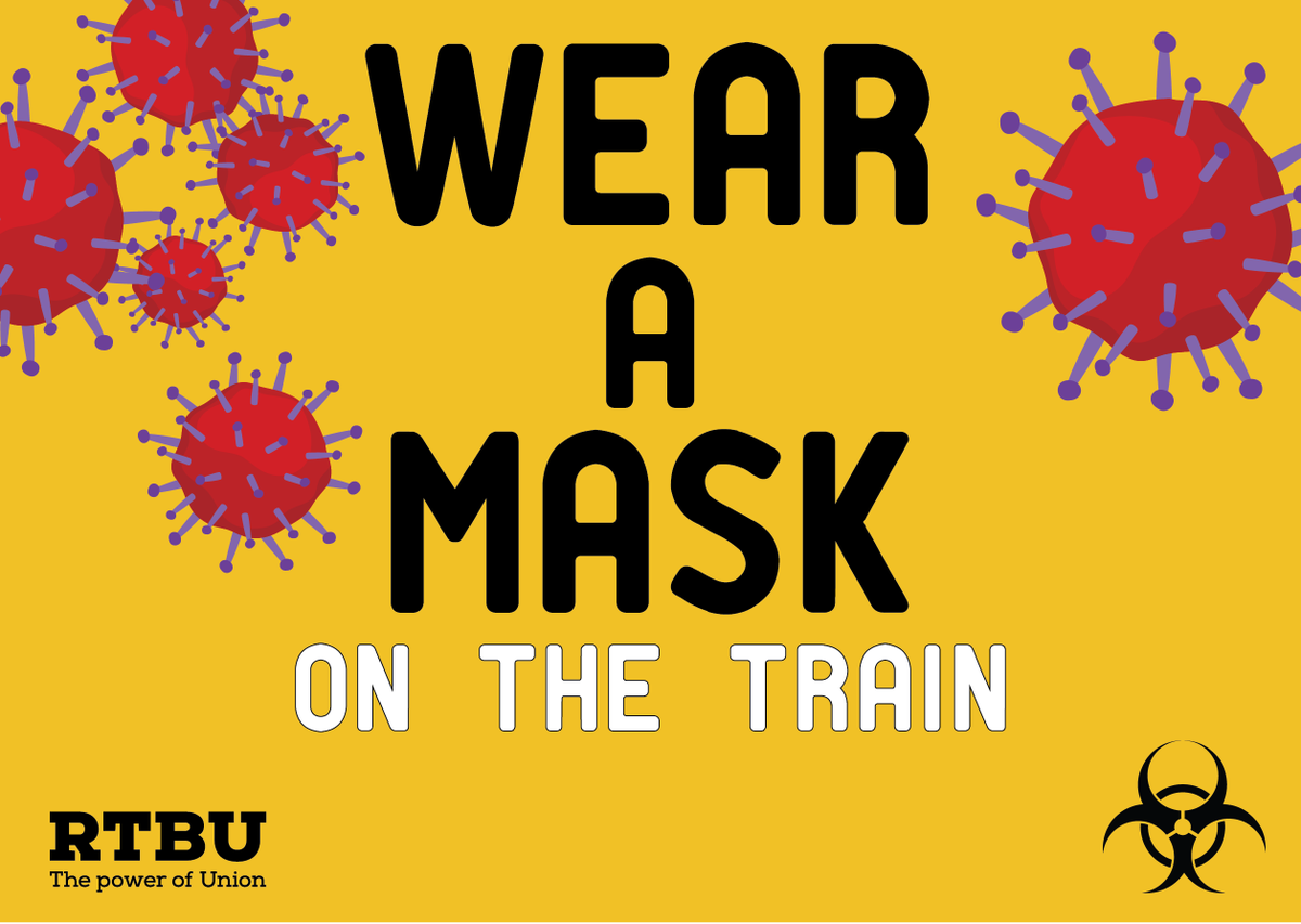 Dear Melburnians. We love you and we care about you, which is why we are asking you to please #WearAMask on public transport. Stay safe friends https://t.co/NN85wGP2zI