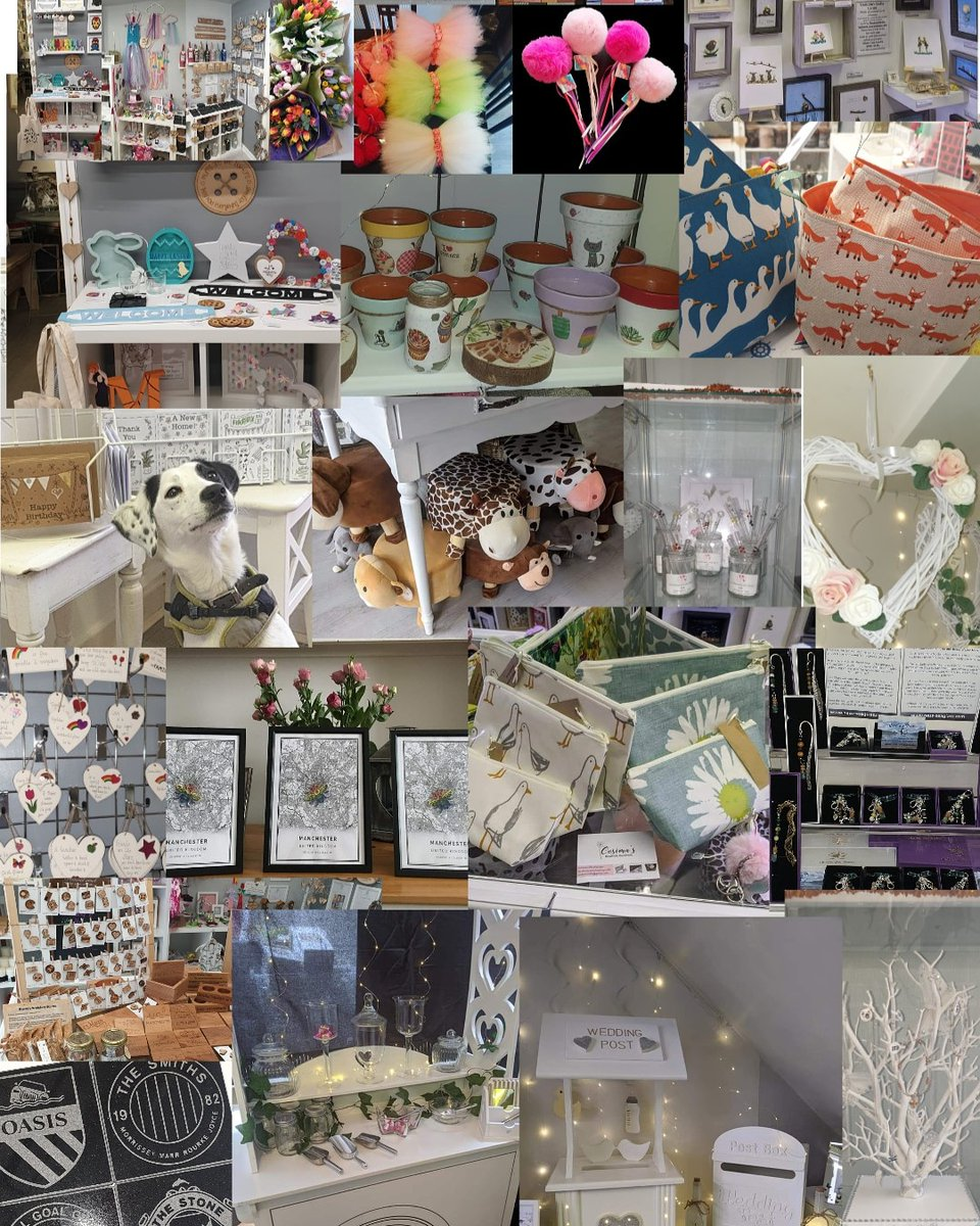 Look at all these amazing #gifts created by truly amazing #crafters! Many of these can be found on here!! #friyay #FridayMotivation #fridayfun <br>http://pic.twitter.com/6nMu6znXYd