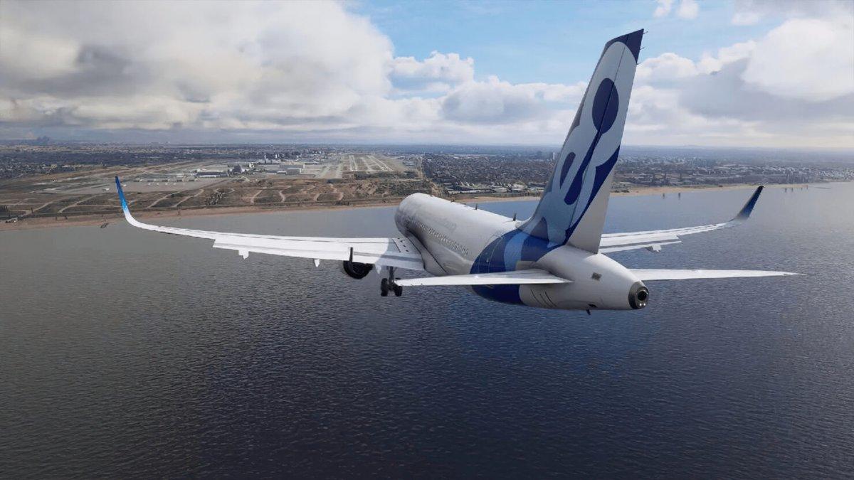 Microsoft Flight Simulator Beta Begins on July 30th dlvr.it/RbKbvn