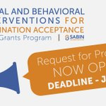 Image for the Tweet beginning: Calling all #proposals! @sabinvaccine will
