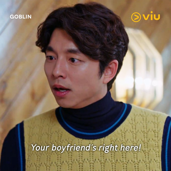 To one of our OG oppas slash boyfriends, Happy Birthday, Gong Yoo!