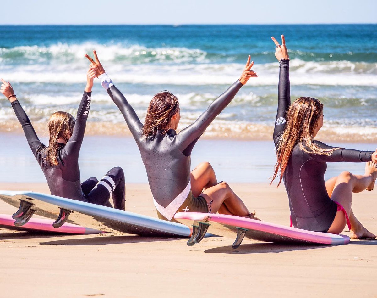 What I love most is knowing we are all out there connected by the ocean and riding waves together on our #SFSoftechSoftboards yeeew....From Aussie to Puerto Rico to Sweden to Florida the Stoke is radiating 🤙🌊 @SurfFCS https://t.co/VgQpAlnBDS