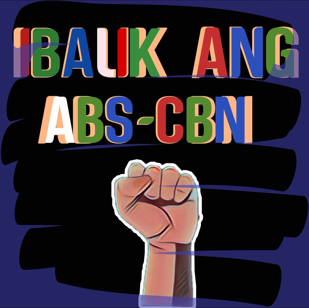 we will not be silenced and we will never forget this day.   #IbalikAngABCBN   #NOTOABSCBNFranchiseDenial #OUSTDUTERTE pic.twitter.com/MuYThYH9Bd