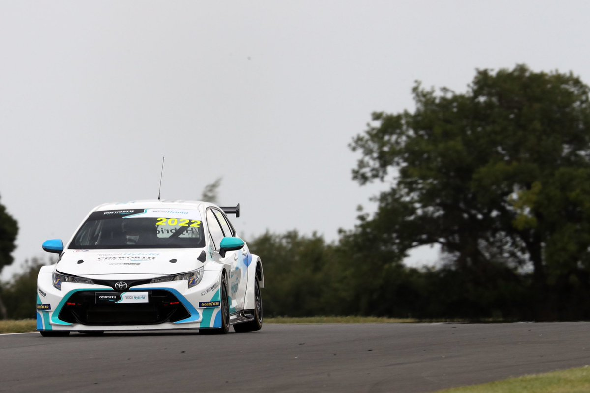 The @BTCC offered a glimpse into the future this week as the TOCA Hybrid car broke cover and hit the track at @SnettertonMSV ⚡️🔋  The two days on circuit at the Norfolk venue marked the start of an extensive testing and development programme 🛠  ➡️ https://t.co/2cFBcsHiFR  #BARC https://t.co/bGmgwRsnPi