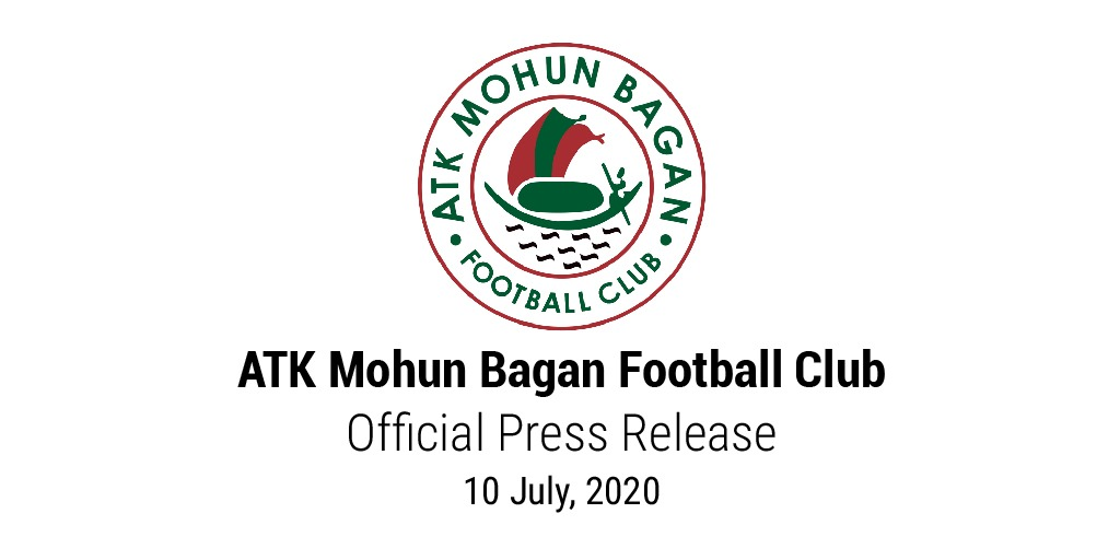 The iconic green and maroon colours of Mohun Bagan jersey retained