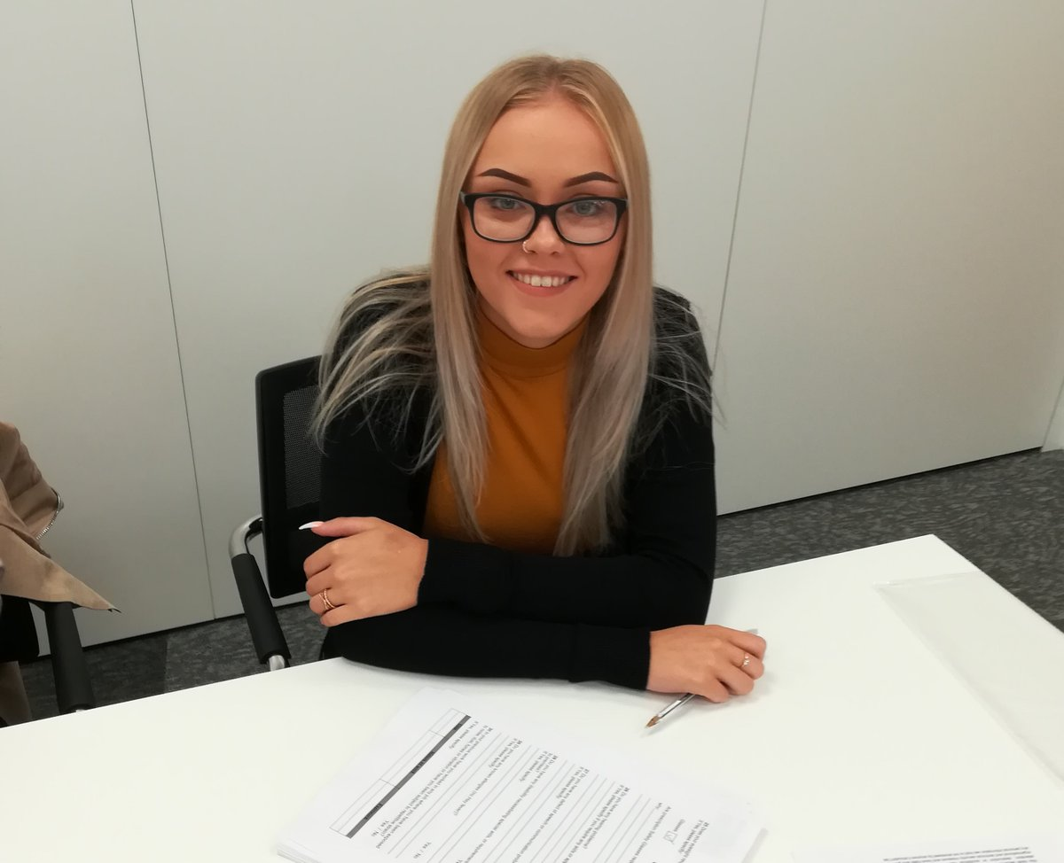 #Construction isn't a man's world.Danya passed her A-Level maths BEFORE her GCSE. Danya has acheived her L3 CBE #Apprenticeship at a DOUBLE DISTINCTION (!) grade with @WeAre_LCB while working for @TogetherHousing #womeninconstruction #allies @BpicNetworkpic.twitter.com/5zDZygeFhx