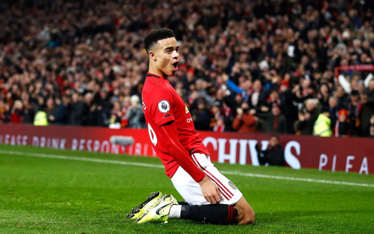 Good morning  Greenwood is one goal away from 10 pl goals he's only 18 https://t.co/DrXUslGiWk