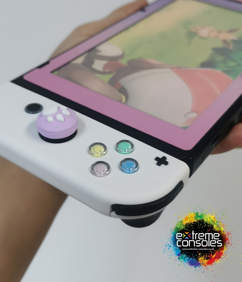 Groove is in the Heart #Nintendo #NintendoSwitch #JoyCon #AnimalCrossing #customcontroller #gamers #hearts #GamersUnitepic.twitter.com/GevHVtHpBy