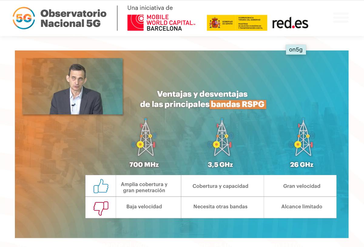 🗣 @FedericoDRuiz:   Ventajas y desventajas de las principales bandas  #Conectados5G https://t.co/quBvIVuMya