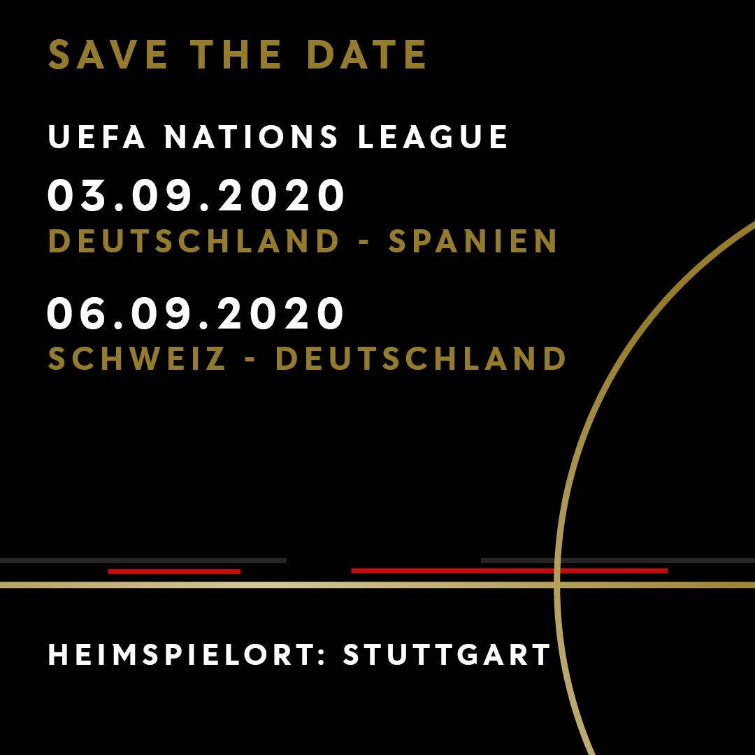 ℹ️ Das sind unsere Spieltermine bis zum Jahresende! 🗓️  Die Heimspiele finden in Stuttgart, Köln und Leipzig statt.  Mehr Infos ➡️ https://t.co/D6AbJ9WqlJ  #DieMannschaft https://t.co/JSIEsUE0o3