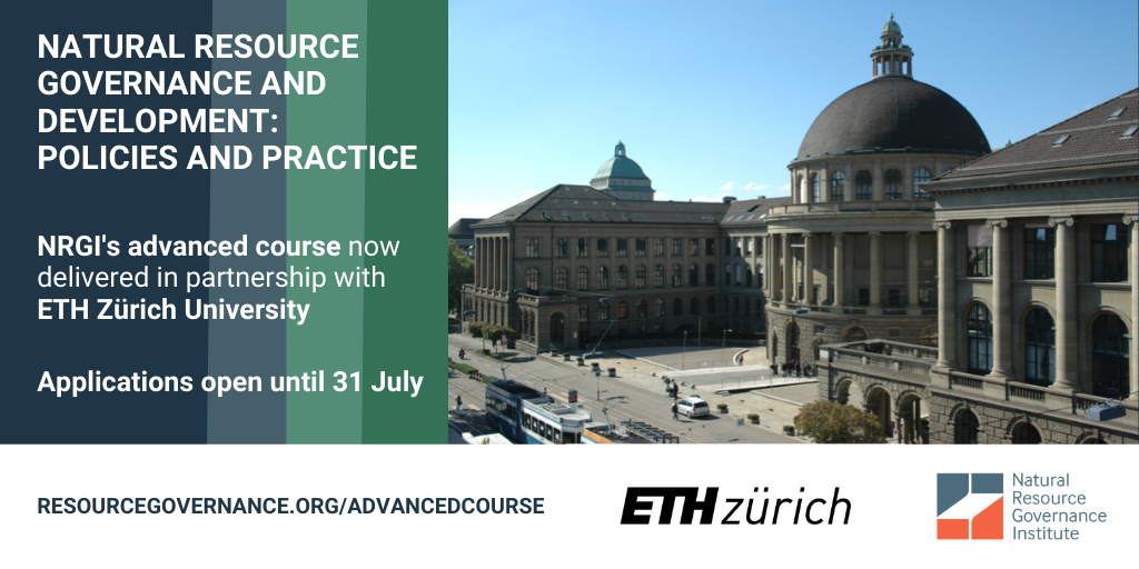 We are delighted to be partnering with @ETH Zürich to deliver our advanced course.  🌐🇨🇭A blend of online learning and a residential in Zürich  ⏰ Apply by 31 July  https://t.co/8VFIKKFlml https://t.co/ARAUNIRRkH