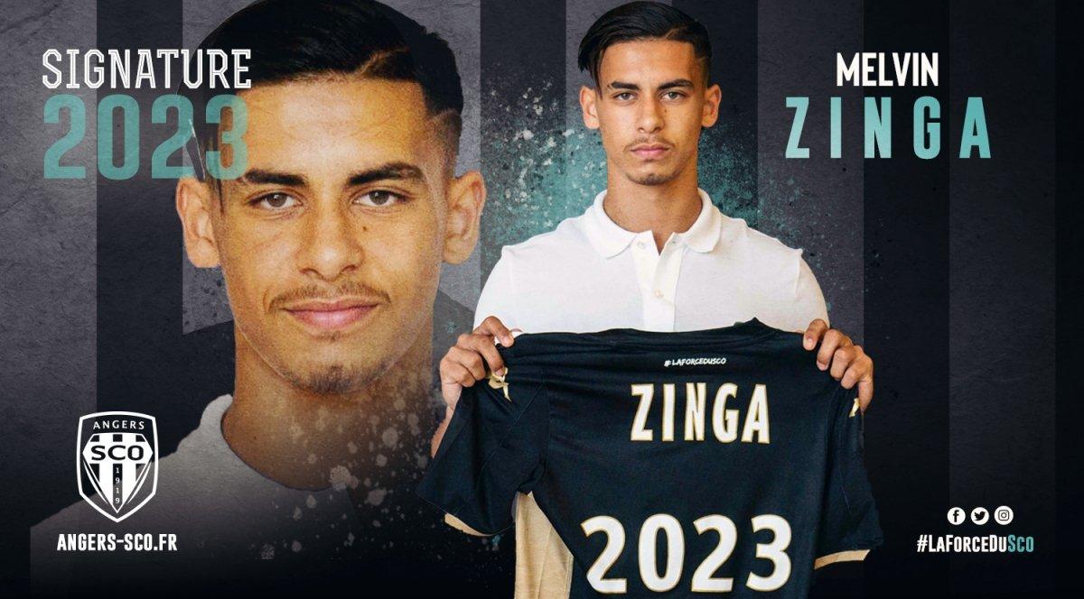 Melvin Zinga