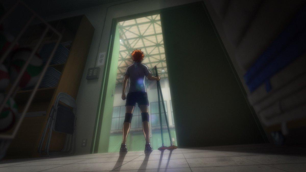 """本日はMBS,TBS,BS-TBS""""アニメイズム枠""""にて「ハイキュー!! TO THE TOP」第2話「迷子」が放送となります!!すでにご覧になっている方も、まだご覧になっていない方も是非この機会にご覧ください!!MBS,TBS… 26:25~BS-TBS…27:00~#ハイキュー #hq_anime"""