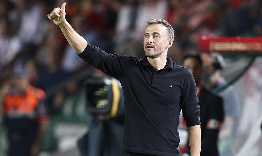 ⚠️ OFICIAL | La @SeFutbol jugará en Stuttgart en el regreso de @LUISENRIQUE21   ⚽ El debut en la #UNL frente a @DFB_Team será el 3 de septiempre a las 20:45h.  ℹ️ Más info: https://t.co/iIRnHXkLGn https://t.co/I2EX7EI112